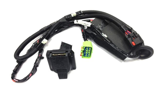 WJ Grand Cherokee Hitch Receiver Wiring Harness