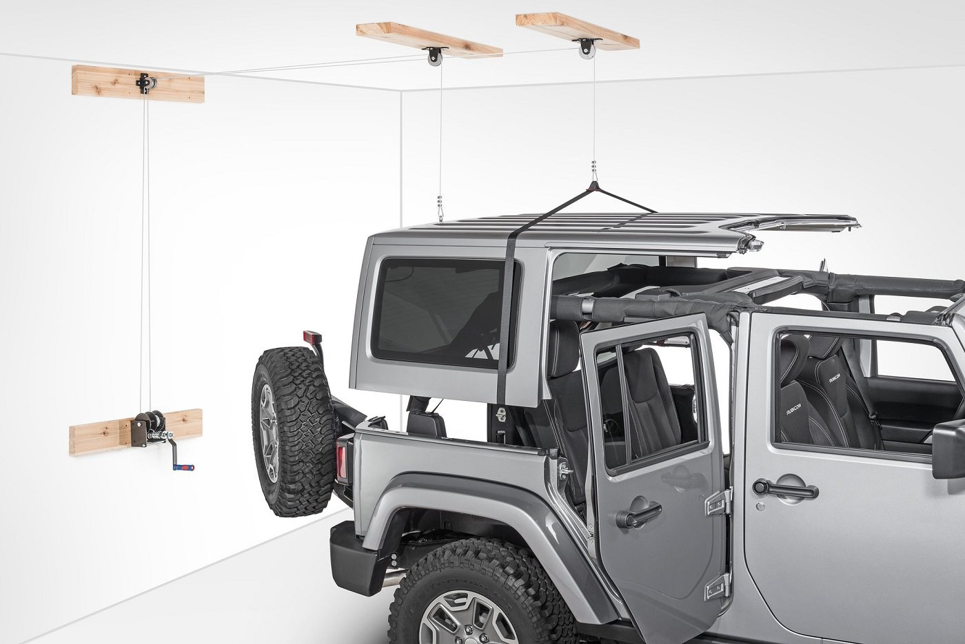 Lange Originals Hoist A Top Simple For Wrangler Jl 014 Simjl