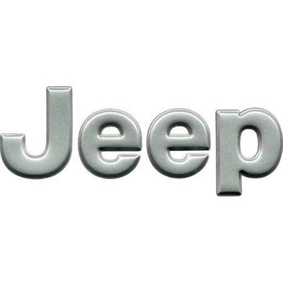 Jeep Badge Decal
