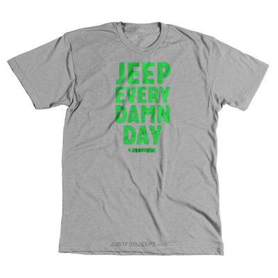 Jeep Every Damn Day T-Shirt