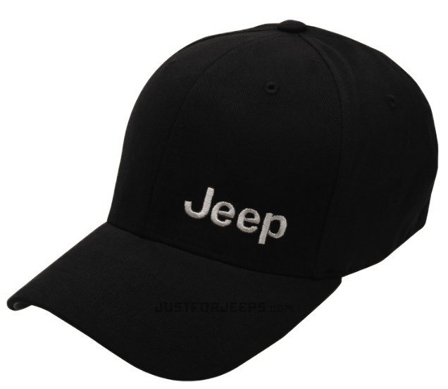 6b0808ea1a2 Jeep Flexfit Brushed Cotton Cap - JustForJeep.com  44540