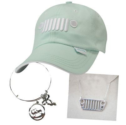 Jeep Ladies Jewelry Gift Set