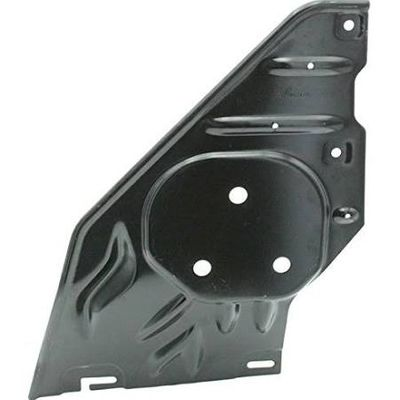 Mopar Jeep Liberty Skid Plates for 2005-2007 Liberty KJ and 2008-2012 Liberty KK