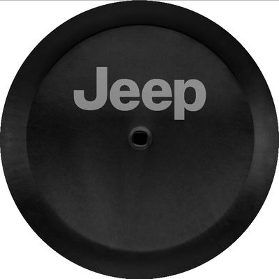 JL Wrangler Jeep Logo Tire Cover