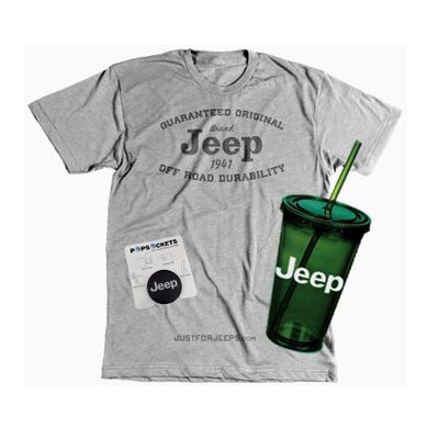 Jeep Lovers Gift Set