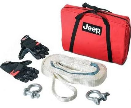 Jeep Mopar Wrangler Trail Rated Accessory Kit