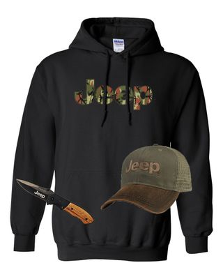 Jeep Outdoors Gift Set