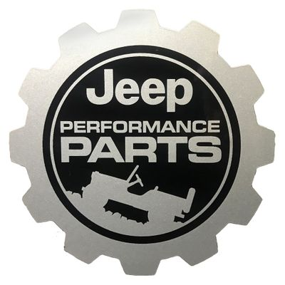 Jeep Performance Parts Decal