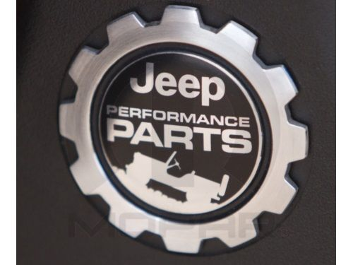 Jeep Performance Parts Emblem