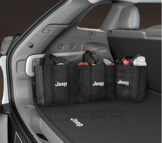 Jeep Shopping Bags - Cargo Management System