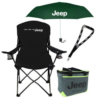 Jeep Tailgater Gift Set