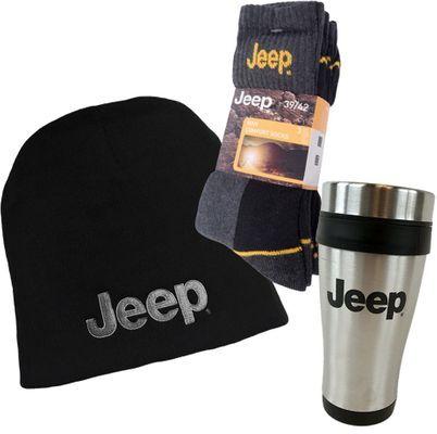Jeep Winter Gift Set