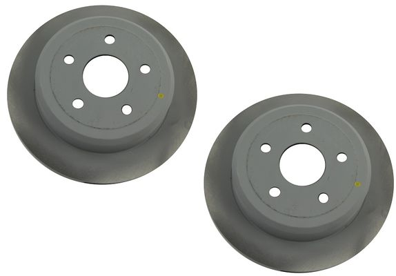 Mopar Rear Brake Rotors for 2007-2018 Wrangler JK