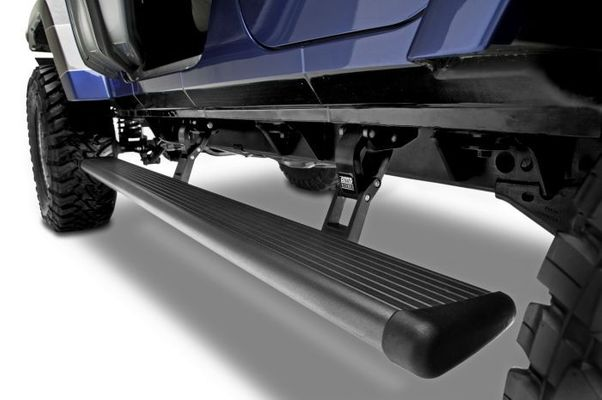 AMP PowerStep Electric Running Boards for Wrangler JL