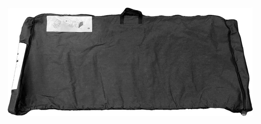 JL Wrangler Soft Top Window Storage Bag
