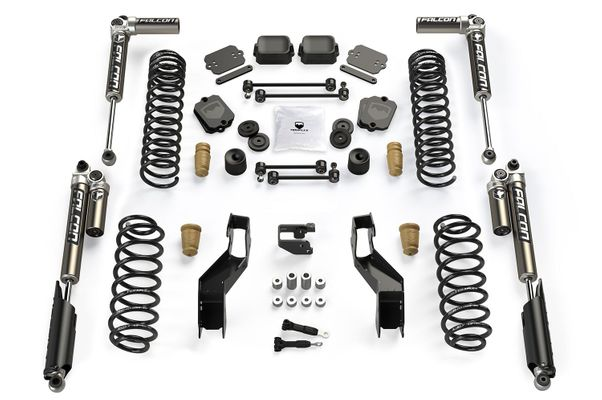 "Teraflex 3"" Sport S/T3 Suspension System w/ 3.1 Falcon Shocks for Wrangler JL"