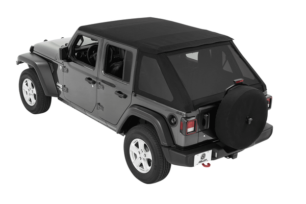 Bestop Trektop NX Soft Top for 2018-2020 Wrangler JL