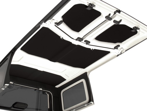 JL Wrangler Hard Top Headliner