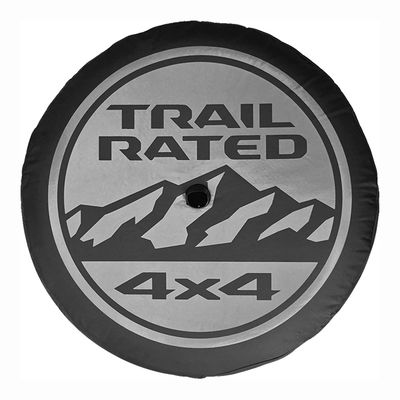 JL Wrangler Trail Rated Tire Cover