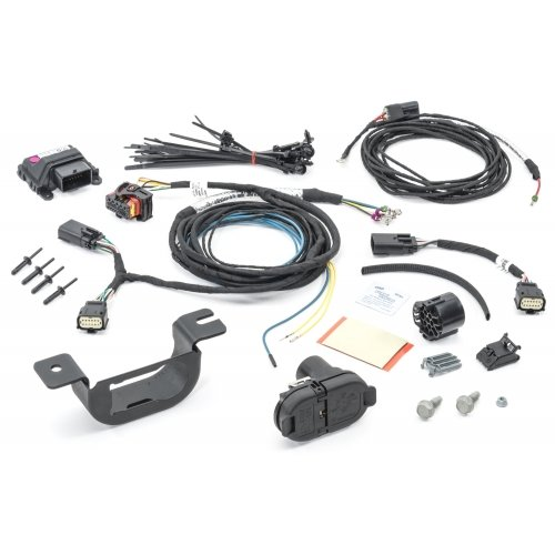 JL Wrangler Trailer Hitch Wiring Harness