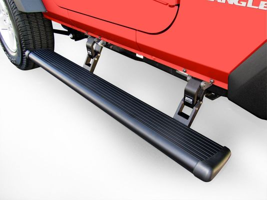 Amp Research Powerstep Electric Running Boards for 2020 Gladiator JT