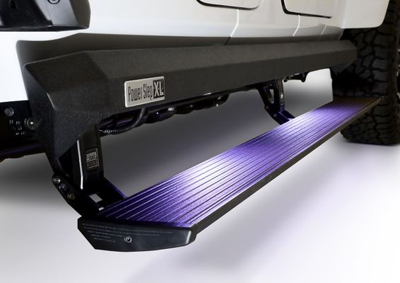 Amp Research PowerStep XL Electric Running Boards for 2020 Gladiator JT