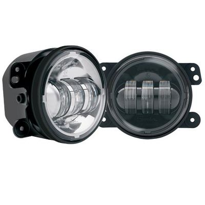 JW Speaker 6145 LED Fog Light Kit for 2007-2013 Wrangler JK