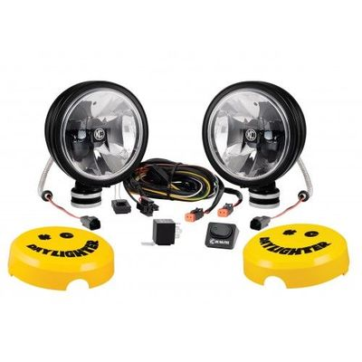 "KC HiLiTES 6"" Daylighter With Gravity® LED G6 Pair Pack System for 1997-2020 All Jeeps"