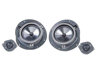 Kicker Front 6x9 Speakers & Tweeters (77KICK16)