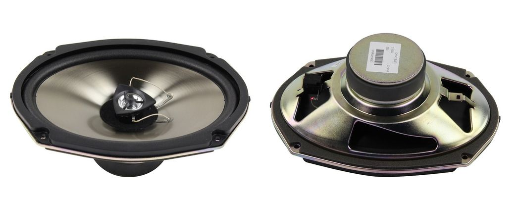 Kicker Rear 6x9 2-way Speakers