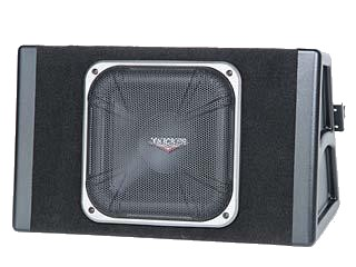 "Kicker Single 10"" 200W Subwoofer (77KICK12AB / 77KICK14AC) for 2005-2010 Grand Cherokee WK, 2007-2010 Compass MK, and 2007-2010 Patriot MK"