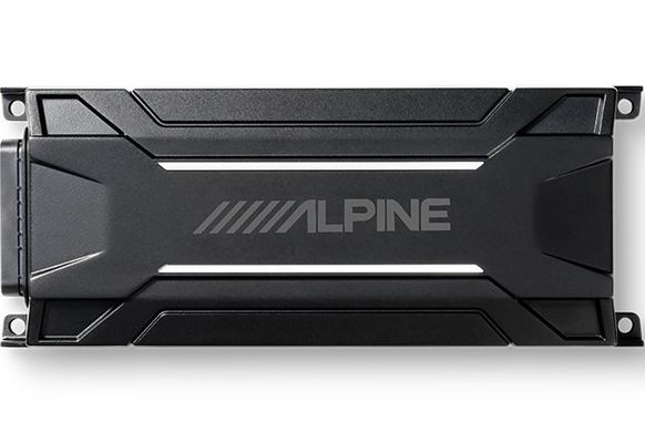 Alpine KTA-30FW 4-Channel Weather Resistant Tough Power Pack Amplifier