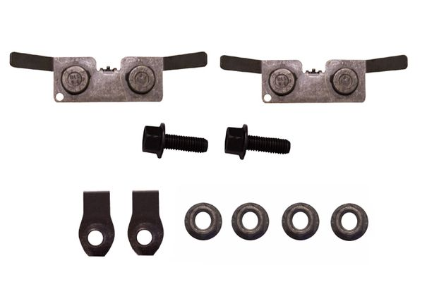 Liberty Front Tow Hook Hardware Kit