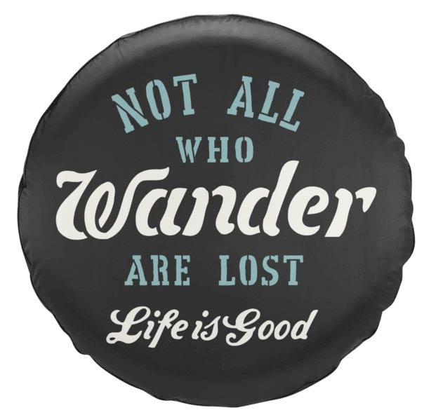 Life Is Good Wander Cover 43890 Justforjeepscom 43890