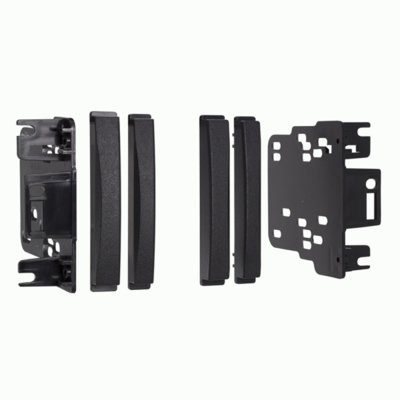 Metra Electronics Double-Din Dash Kit for 2007 and up Jeeps