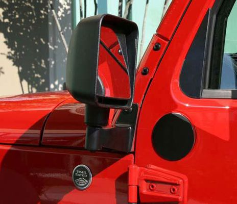 Mopar Mirror Relocation Bracket Kit for 2007-2018 Wrangler JK