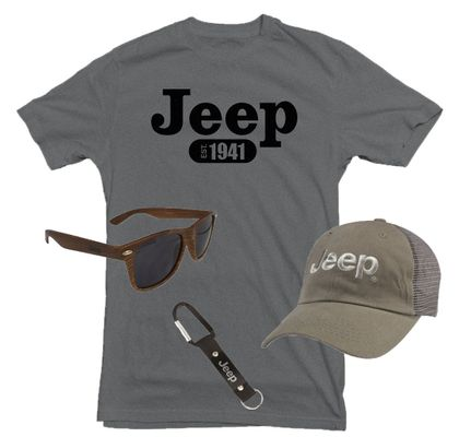 New Jeeper Gift Set