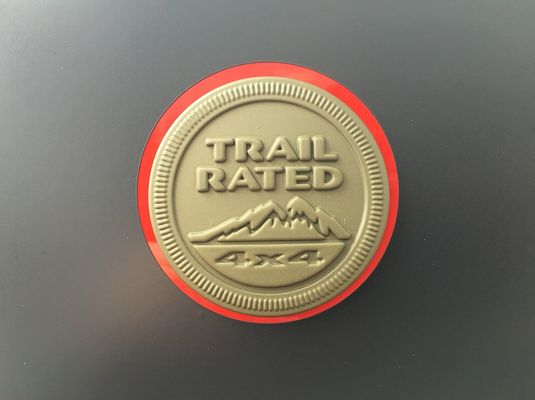 OD Green Trail Rated Badge