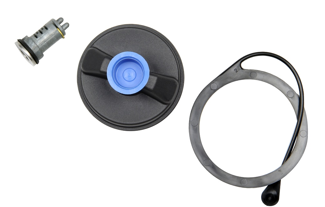 Patriot, Compass & JK Wrangler Keyed to Ignition Locking Gas Cap