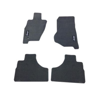 KJ Premium Carpet Floor Mats