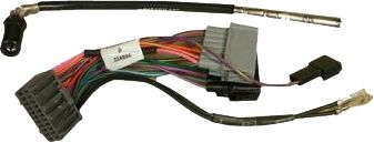 Mopar RB1 Wiring Harness Adapter for 1999-2001 Grand Cherokee WJ