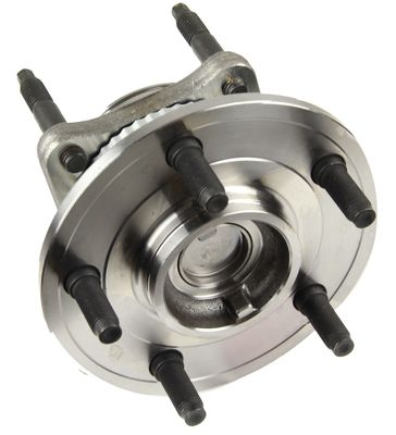 Mopar Rear Hub and Bearing Assembly for 2005-2010 Grand Cherokee WK and 2006-2010 Commander XK