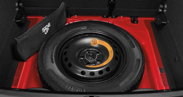 Mopar Spare Tire Kit for 2015-2020 Renegade