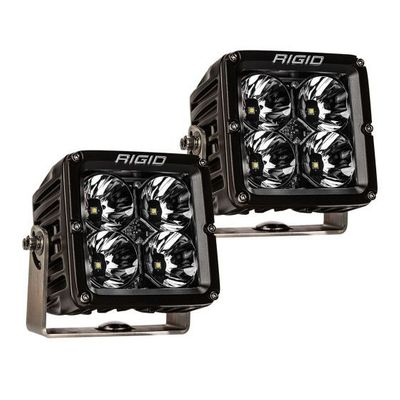 Rigid Industries Radiance Pod XL Pair for 1997-2020 All Jeeps