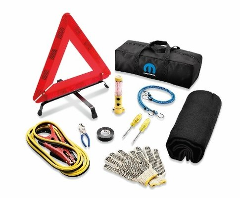 Mopar Roadside Safety Kit for 2017-2020 All Jeeps