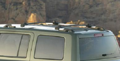 Patriot Roof Rack Cross Rails