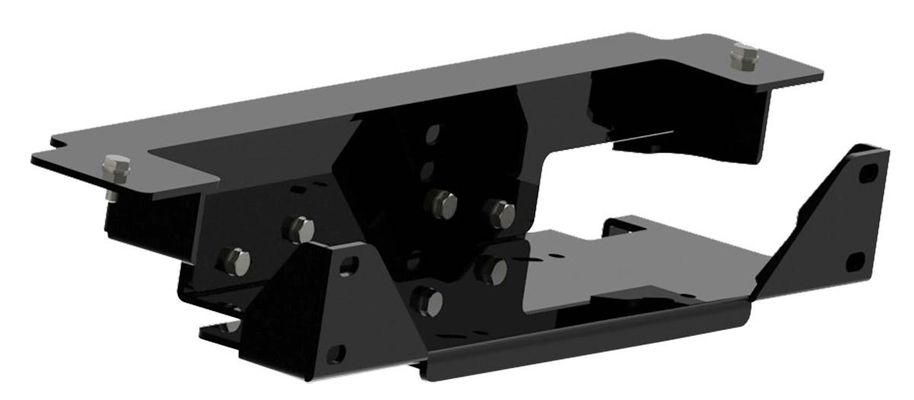 Rugged Ridge Spartacus Front Bumper Winch Plate