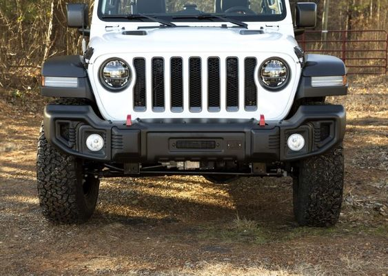 Rugged Ridge Spartacus Front Bumper for 2018-2020 Wrangler JL