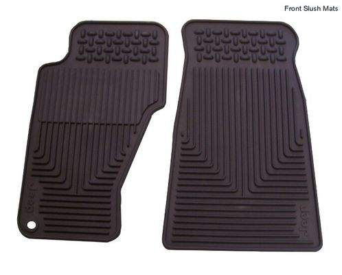 WJ Grand Cherokee Slush Floor Mats