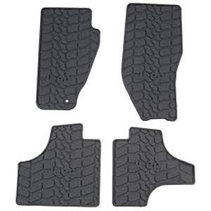 Mopar Slush Mats for 2008-2012 Liberty KK